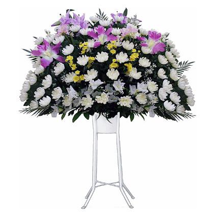 葬儀用造花